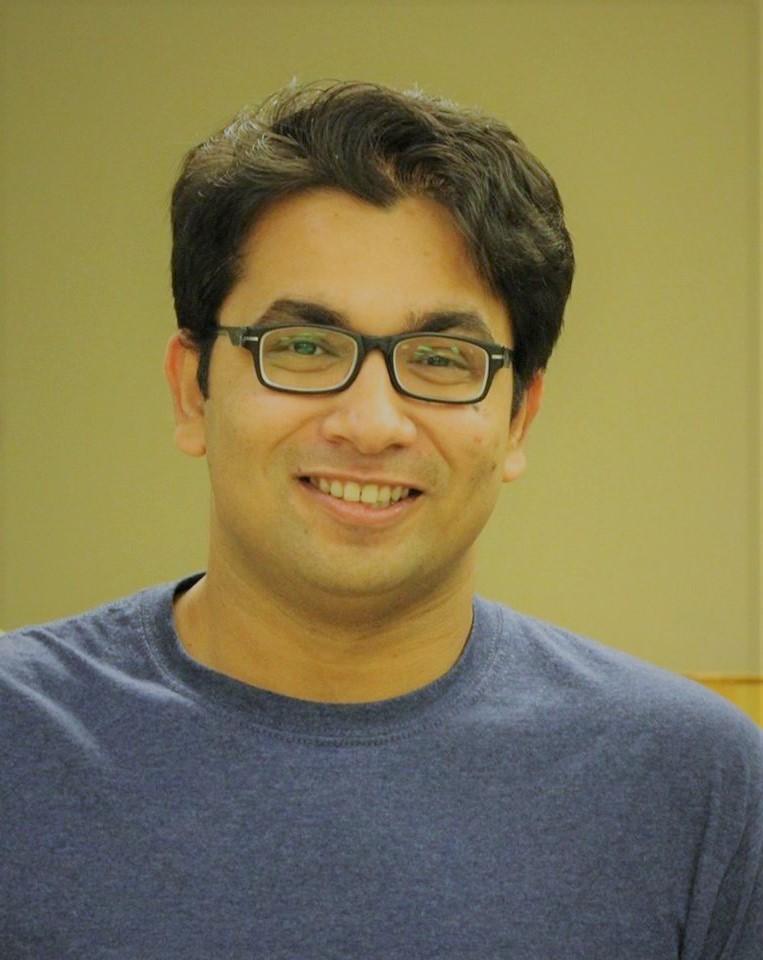 Wahid Zaman portrait